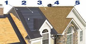 ... Photo #2: LaClede Woods Roofing