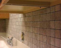 Photo #3: CUSTOM TILE installation - MARBLE/GRANITE/ TRAVERTINE/ PORCELAN /CERAMIC