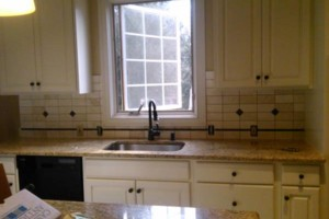 Photo #6: CUSTOM TILE installation - MARBLE/GRANITE/ TRAVERTINE/ PORCELAN /CERAMIC