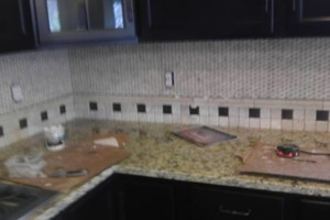 Photo #7: CUSTOM TILE installation - MARBLE/GRANITE/ TRAVERTINE/ PORCELAN /CERAMIC