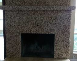 Photo #14: CUSTOM TILE installation - MARBLE/GRANITE/ TRAVERTINE/ PORCELAN /CERAMIC