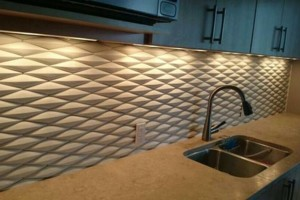 Photo #18: CUSTOM TILE installation - MARBLE/GRANITE/ TRAVERTINE/ PORCELAN /CERAMIC