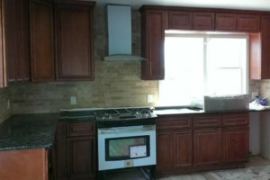 Photo #19: CUSTOM TILE installation - MARBLE/GRANITE/ TRAVERTINE/ PORCELAN /CERAMIC