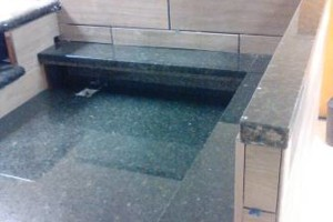 Photo #21: CUSTOM TILE installation - MARBLE/GRANITE/ TRAVERTINE/ PORCELAN /CERAMIC