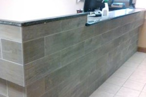 Photo #22: CUSTOM TILE installation - MARBLE/GRANITE/ TRAVERTINE/ PORCELAN /CERAMIC