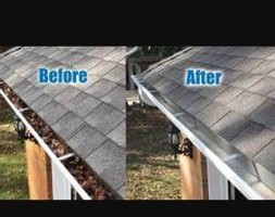 Photo #3: Gutter cleaning by: The Gutter Genie LLC