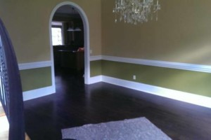 Photo #3: INTERIOR PAINTING $80 PER ROOM. Fresh Painters