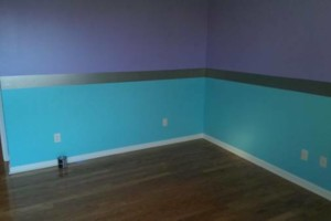 Photo #1: INTERIOR PAINTING $80 PER ROOM. Fresh Painters