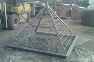 Photo #8: Welder/Fabricator that will travel to you.