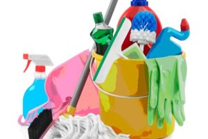 Photo #1: Old fashion house cleaning at great rates!