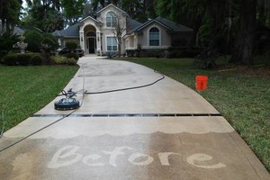 Photo #13: PRESSURE CLEANING & PAINTING LIC. INS. FREE ESTIMATES!