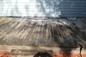 Photo #6: PRESSURE CLEANING & PAINTING LIC. INS. FREE ESTIMATES!