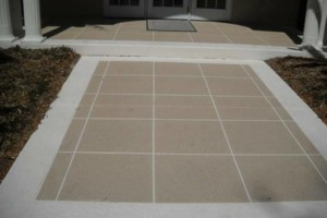 Photo #22: NORTH FLORIDA PAVERS, CONCRETE & CURBING