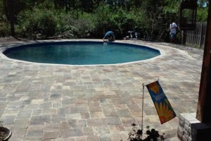 Photo #21: NORTH FLORIDA PAVERS, CONCRETE & CURBING