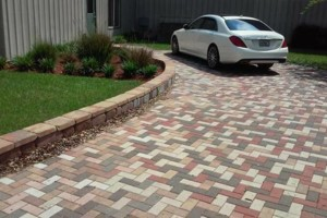 Photo #15: NORTH FLORIDA PAVERS, CONCRETE & CURBING