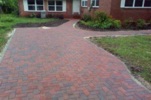 Photo #12: NORTH FLORIDA PAVERS, CONCRETE & CURBING