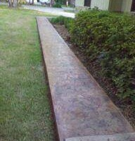 Photo #10: NORTH FLORIDA PAVERS, CONCRETE & CURBING