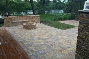 Photo #6: NORTH FLORIDA PAVERS, CONCRETE & CURBING