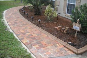 Photo #5: NORTH FLORIDA PAVERS, CONCRETE & CURBING