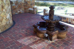 Photo #3: NORTH FLORIDA PAVERS, CONCRETE & CURBING