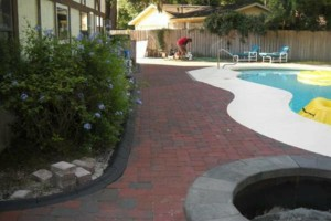 Photo #1: NORTH FLORIDA PAVERS, CONCRETE & CURBING