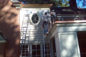 Photo #11: A Precision Builder - roofing, framing, sheetrock work, floors