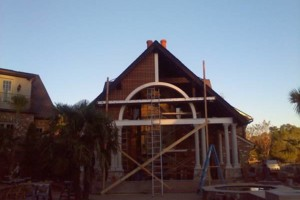 Photo #16: A Precision Builder - roofing, framing, sheetrock work, floors