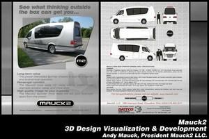 Photo #7: Design Services - AutoCAD CAD 3D Models Modeling 3ds Max Revit Avid