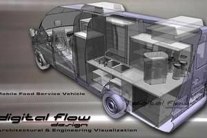 Photo #6: Design Services - AutoCAD CAD 3D Models Modeling 3ds Max Revit Avid