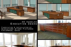 Photo #4: Design Services - AutoCAD CAD 3D Models Modeling 3ds Max Revit Avid