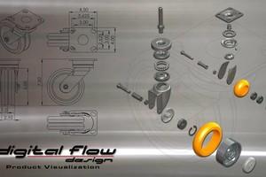 Photo #3: Design Services - AutoCAD CAD 3D Models Modeling 3ds Max Revit Avid