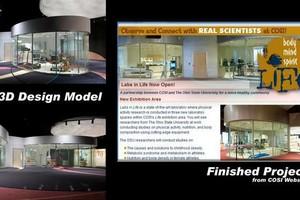 Photo #2: Design Services - AutoCAD CAD 3D Models Modeling 3ds Max Revit Avid