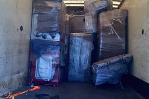 Photo #1: We are the answer on moving day...WE BRING THE MOVING TRUCK +