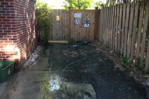 Photo #7: 3500 sq ft ONLY $125 / Pressure washing / Soft wash/ PROFESSIONAL