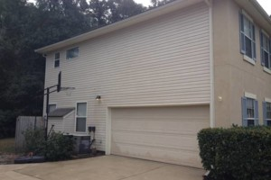 Photo #3: 3500 sq ft ONLY $125 / Pressure washing / Soft wash/ PROFESSIONAL