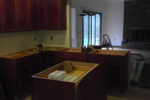 Photo #1: Tuckers Customs LLC. Experienced Cabinet Installer