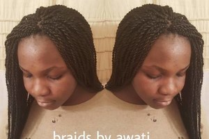 Photo #17: Professional Hairbraiding By Awati