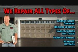 Photo #1: Garage Door Experts