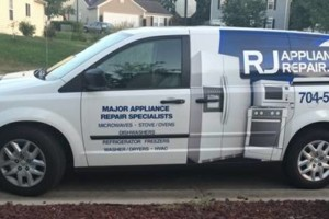 Photo #1: RJ Appliance Repair - $10 Discount on Service Call Fee!