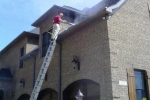 Photo #9: PRESSURE WASHING, WINDOW WASHING, GUTTER CLEANING