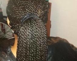 Photo #5: African Sista's Hair Braiding Offers Affordable Braids