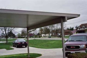 Photo #5: Aluminum awnings & carports. Style Rite Awnings