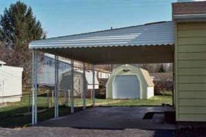 Photo #4: Aluminum awnings & carports. Style Rite Awnings