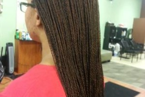 Photo #1: NEW LOOK AFRICAN HAIR BRAIDING