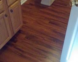 Photo #4: Carpet/ laminate installation