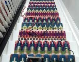 Photo #1: Carpet/ laminate installation