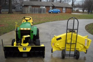 Photo #10: Refurbishment Services for Vintage John Deere Lawn & Garden Tractors