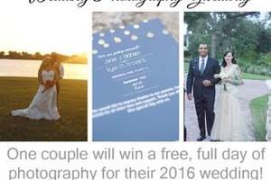 Photo #1: Photographer; Engagements & weddings