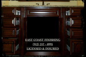 Photo #4: East Coast Finishing (staining, painting, designer furniture)
