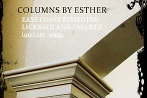 Photo #2: East Coast Finishing (staining, painting, designer furniture)
